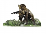 e-Raptor Dice Tower Triceratops