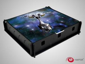e-Raptor Universal Box Medium - Space Fighter