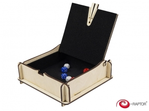 e-Raptor Magic Box Wooden