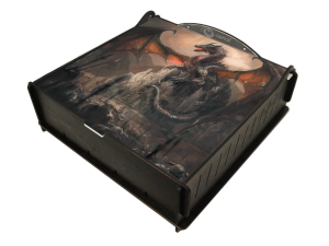 e-Raptor Trading Card Storage Ultimate Box - Dragon Castle