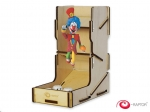 e-Raptor Dice Tower swap! Funny Clown