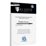 Paladin Percival PREMIUM Sleeves 63.5 x 89mm