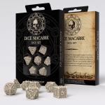 Q-Workshop RPG Dice Macabre