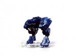 e-Raptor Dice Tower MFF Mech Blue (UV PRINT)