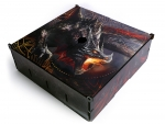 e-Raptor Card Storage Case Rune Dragon