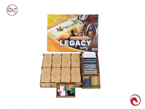 Pandemic Legacy s2 + Insert