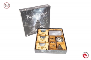 Bloodborne: The Card Game + e-Raptor compatible insert