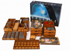Eclipse: Second Dawn for the Galaxy + insert + organizers