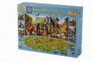 Carcassonne BIG BOX + 11 expansions
