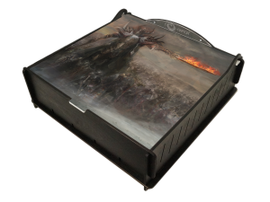 e-Raptor Trading Card Storage Ultimate Box - Death Army