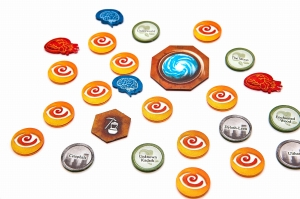 e-Raptor Eldritch Horror: The Dreamlands Token Set