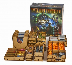 e-Raptor Insert Twilight Imperium: Prophecy of Kings