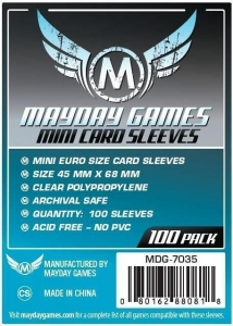 Mayday Games Sleeves 45x68