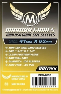 Mayday Games Sleeves 41x63