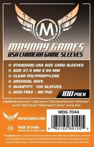Mayday Games Sleeves 57.5x89