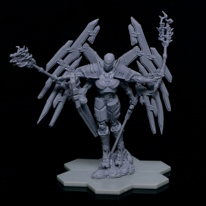 Miniature Infinity Angel L - The Edge: Dawnfall