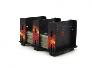 e-Raptor Card Holder 2S FullPrint Lava