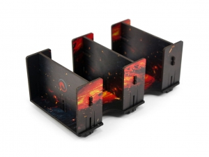 e-Raptor Card Holder 2L FullPrint Lava