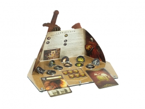 e-Raptor Organizer compatible with A Game of Thrones: The Board Game  (Second Edition)™