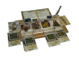 e-Raptor Organizer compatible with Dead of Winter™
