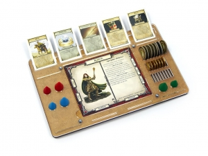 e-Raptor Organizer compatible with Talisman™ upgraded