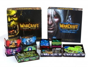 e-Raptor Insert Warcraft: The Board Game + expansion UV Print