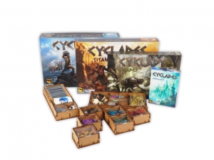 e-Raptor Insert Cyclades + all expansions