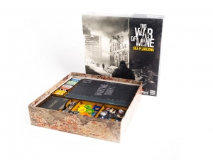 e-Raptor Insert This War of Mine: The Board Game