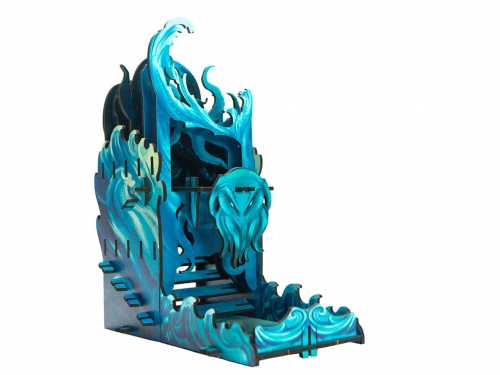 Cthulhu's Ocean Dice Tower (UV PRINT) 1.jpg